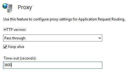 How to Configure IIS ARR for Skype for Business | Skype and