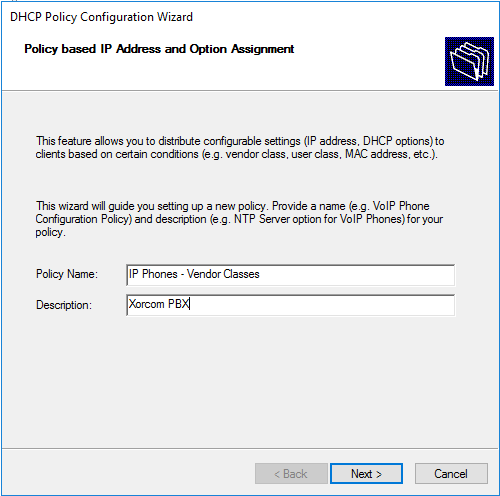 07 Policy Based Options
